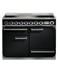 Falcon 1092 Deluxe Range Cooker 110 Induction Black F1092DXEIBL/C-EU