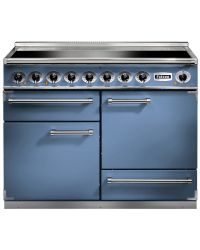 Falcon 1092 Deluxe Range Cooker 110 China Blue Induction F1092DXEICA/N-EU
