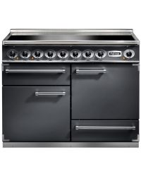 Falcon 1092 Deluxe Range Cooker 110 Induction Slate F1092DXEISL/N-EU 102300