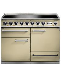 Falcon 1092 Deluxe Range Cooker 110 Induction Cream F1092DXEICR/C-EU
