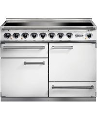 Falcon 1092 Deluxe Range Cooker 110 Induction White F1092DXEIWH/N-EU