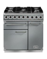 Falcon 900 Deluxe Range Cooker 90 Dual Fuel Stainless Steel F900DXDFSS/CM