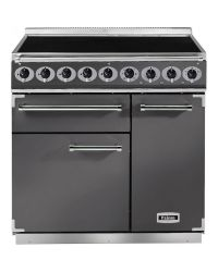 Falcon 900 Deluxe Range Cooker 90 Induction Slate F900DXEISL/N-EU 102320