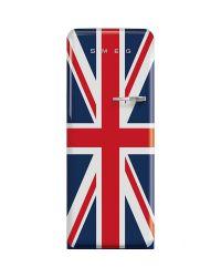 Smeg FAB28LDUJ5 Union Jack Retro Fridge with Ice Box NEW