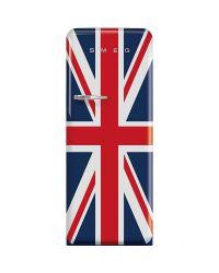 Smeg FAB28RDUJ5 Union Jack Retro Fridge with Ice Box NEW