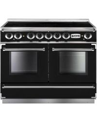 Falcon Continental Range Cooker 110 Induction Black  FCON1092EIBL/C-EU