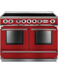 Falcon Continental Range Cooker 110 Induction Cherry Rad FCON1092EIRD/N-EU