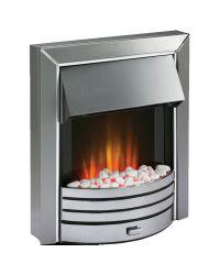 Dimplex Freeport FPT20 Chrome Electric Fire