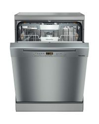 Miele G5222 SC Front CleanSteel 14 Place Dishwasher