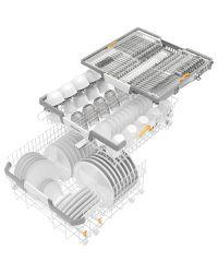 Miele G7110 SC AutoDos White 14 Place Dishwasher