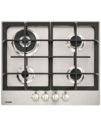 Stoves GHU60C Stainless Steel Gas Hob
