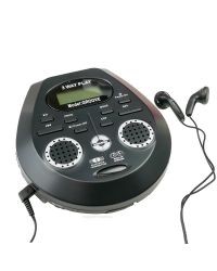 Steepletone Groove Portable CD Player