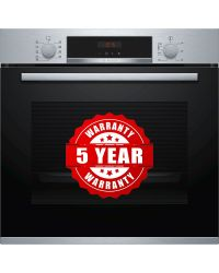 Bosch HBS573BS0B Built-in single multi-function Oven with AutoPilot #JUST-EAT-VOUCHER