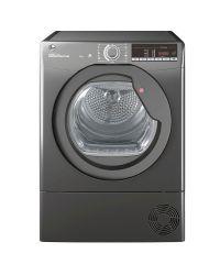 Hoover HLEC8TRGR 8Kg Condenser Tumble Dryer ***FREE_STEAMJET***