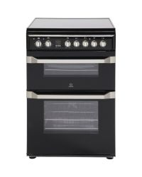 Indesit ID60C2K Double Oven Electric Cooker