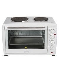 Igenix IG7145 Table Top Mini Oven 45L with Boiling Rings