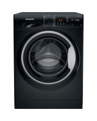 Hotpoint NSWM1043CBSUKN 10Kg 1400rpm Black Washing Machine