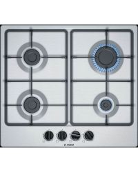 Bosch PGP6B5B60 Gas Hob in Stainless Steel