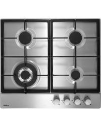 Amica PGZ6412 Stainless Gas Hob