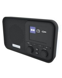 Roberts Play M5 Black Compact Digital Radio