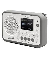 Roberts Play 20 Digital Radio White