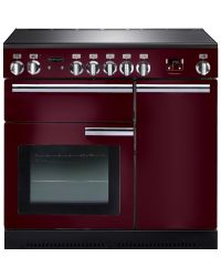 Rangemaster Professional + Range Cooker 90 Induction Cranberry PROP90EICY/C 91740