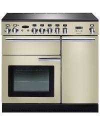 Rangemaster Professional + 90 Induction Cooker Cream PROP90EICR/C 91720