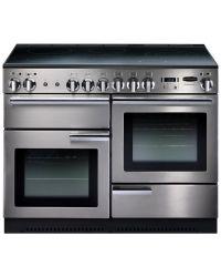 Rangemaster Professional + Range Cooker 110 Induction Stainless PROP110EISS/C