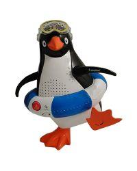 Steepletone Penguin PSR5 BT Shower Radio  with Bluetooth- Blue