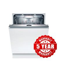 Bosch SMD6ZCX60G 60cm Fully Integrated dishwasher NEW FOR 2021