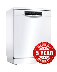 Bosch SMS67MW00G 14 Place Dishwasher A+++ Energy
