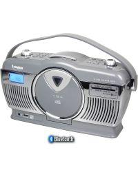 Steepletone Stirling 4 Retro Style CD Radio with Bluetooth Streaming