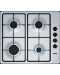 Neff T26BR46N0 Gas Hob in Stainless Steel