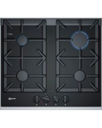 Neff T26TA49N0  Gas Hob Black
