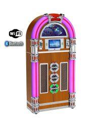 Steepletone Touch Rock 50 MW Floor Standing Jukebox
