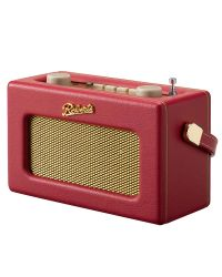 Roberts Revival Uno Pillar Box Red Digital Radio