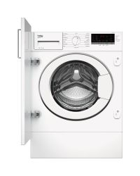 Beko WTIK74151F 7kg 1400 Spin Integrated Washing Machine