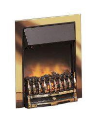 Dimplex Wynford WYN20BR Electric Fire Brass
