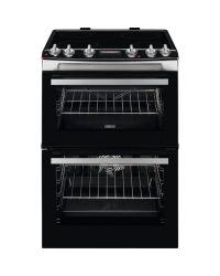 Zanussi  ZCV66078XA  Double Oven Electric Cooker