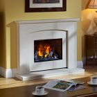 Dimplex Antigua Indulgence Suite with Opti-myst Electric Fire