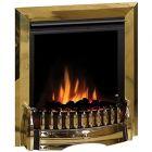 Dimplex Exbury EBY15BR  Electric Fire Brass