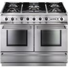 Falcon Continental Range Cooker 110 Dual Fuel Stainless FCON1092DFSS/CG-EU