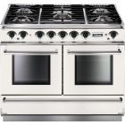 Falcon Continental Range Cooker Dual Fuel White FCON1092DFWH/NG-EU
