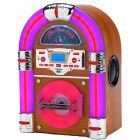 Steepletone Jive Rock Sixty Light Table Top Jukebox