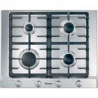 Miele KM2010 ss Stainless Steel Gas Hob
