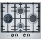 Bosch PCI6A5B90 Gas Hob in Stainless Steel