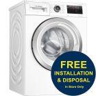 Bosch WAU28PH9GB 9Kg 1400rpm Washing Machine ***FREE Installation & Recycling***