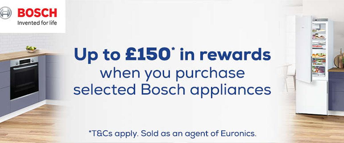 Bosch Kitchen Appliances Oxfordshire