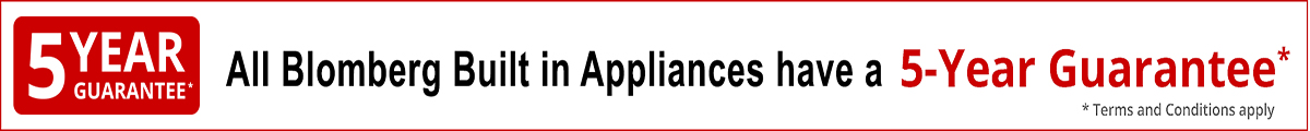 Integrated Appliances with 5YG