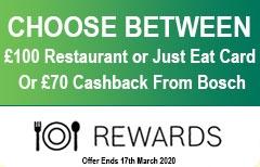 Bosch Rewards Oxfordshire